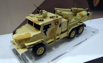 Новинки самоходной артиллерии на IDEX-2019