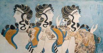 Как за 5 минут научиться отличать минойское искусство от микенского