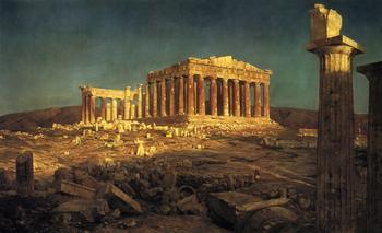 Парфенон. Греция, Афины