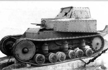 Танкетка Т-17: почему советский «разведчик на гусеницах» не пошел в серию