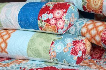 Как сшить подушки-гусеницы своими руками