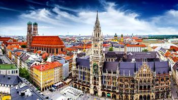 Баварская сказка 21. Мюнхен – столица Баварии