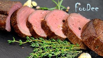 Мясо шиворот-навыворот в духовке! Сочная говядина, запеченная в духовке!