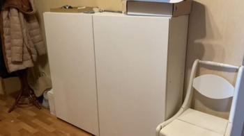 Эффектная переделка скучного шкафа