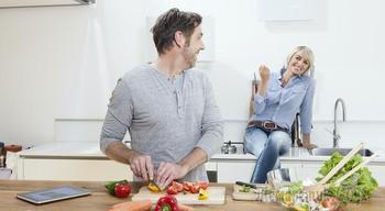 Если муж стал вашей мамой