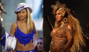 Почувствуй себя старым: фото поп-звезд 10 лет назад и сейчас