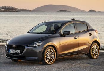 Mazda 2 2022: бюджетная версия субкомпактного хэтчбека для европейского и азиатского рынка