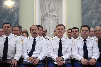 Российских прокуроров снабдят шлемами и бронежилетами