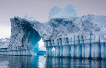 20 невероятных фактов об Антарктиде, которые знают немногие