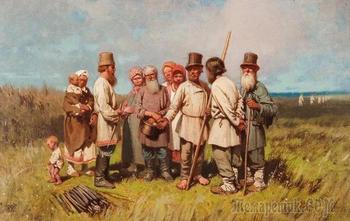 Кого на Руси называли гулящими людьми и в чем им можно было позавидовать
