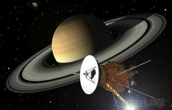Интереснейшие факты о кольцах Сатурна