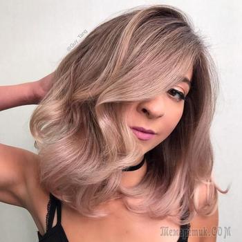 Тренды окрашивания волос в сезоне осень – 2018