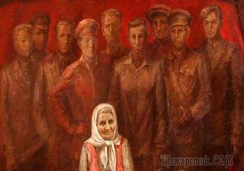 Стойкость и мужество Епистинии Степановой – матери, у которой война забрала 9 сыновей