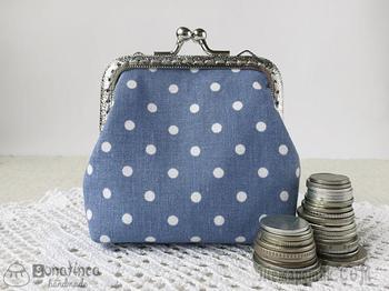 Шьём симпатичный мини-кошелёк с фермуаром