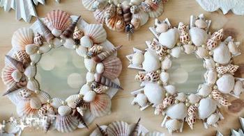 Интересное применение ракушек, собранных на море