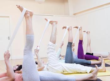 Домашняя программа для тренировки с резиновой лентой