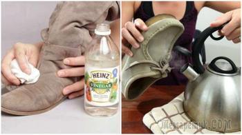 5 способов забыть о проблеме белых разводов на обуви от реагентов