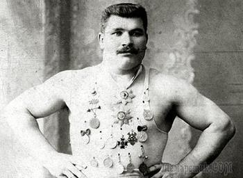 Григорий Русаков и другие самые сильные люди в истории России