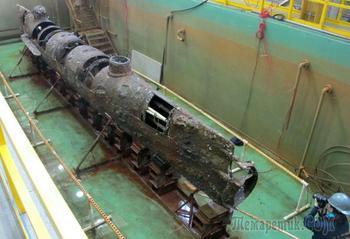 Субмарина конфедератов