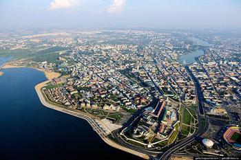 Впечатляющий Татарстан