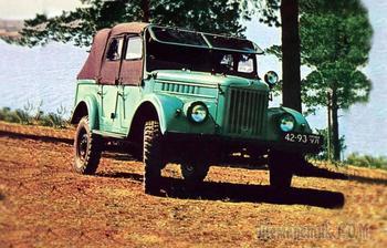 Иностранные корни, предпусковой подогреватель и жесткий верх: мифы и факты про ГАЗ-69