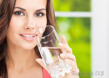 Полезные свойства теплой воды для здоровья