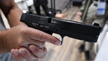 В МВД избавились от пистолета Макарова