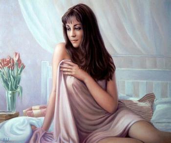 Ода женской красоте белорусского мастера