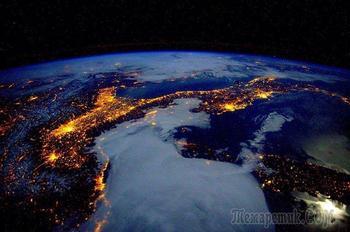 10 простых доказательств того, что Земля круглая
