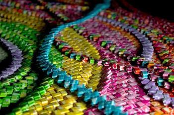 Платье из 10000 фантиков