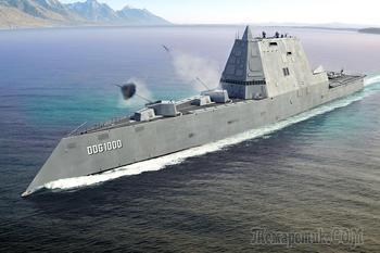 Гость из будущего: эсмины и фрегаты
