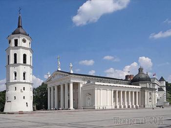 Литва – возрождение старинного государства. Часть 1. Новое свидание с Вильнюсом