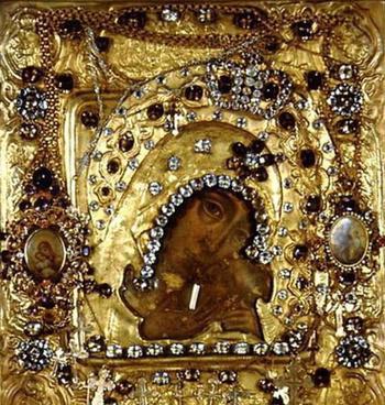 Икона Божией матери Касперовская: история и фото