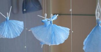 Завораживающие балерины-снежинки