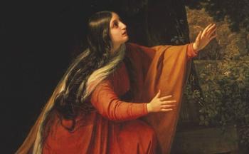 Мария Магдалина и ее посмертное терпение