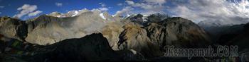Непал. Гималаи. Трек вокруг Аннапурны. 12. Ледар (4200 м) - Торунг Педи (4450 м) - Торунг Бэйс Кэмп (4925 м)