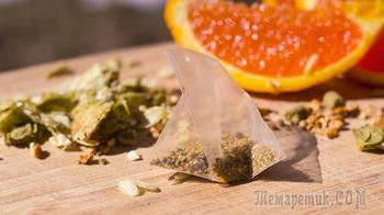 Чай в пакетиках – вред
