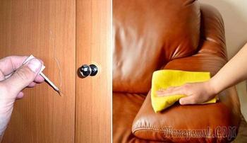 9 способов «реанимации», которые помогут спасти мебель от дороги на свалку