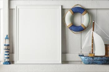 Украшения в морском стиле для дома своими руками