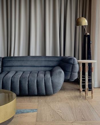 «Несовершенные» апартаменты в японском стиле
