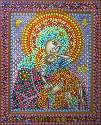 """Икона Божией Матери """"Взыграние Младенца"""": значение, молитва, в чем помогает"""