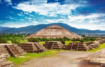Место, где жили боги: Раскрыта тайна древнего «города-призрака» Теотиуакан