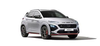Горячий Hyundai Kona N
