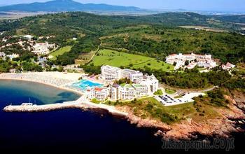 Болгарское побережье Черного моря 55. База отдыха Дюни - комфорт и романтика в райском уголке