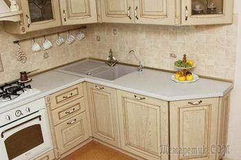 Наша кухня с ароматом ванили