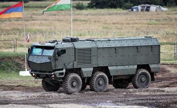 Автомобили будущего для российской армии