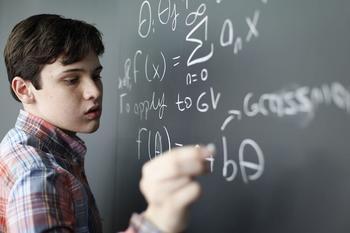 Аутист-гений, имеющий IQ выше, чем у Эйнштейна