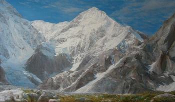 Пейзажи Айдемира Саидова