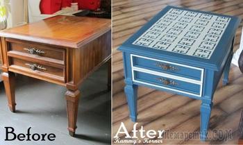Реставрация старой мебели: варианты возвращения к жизни