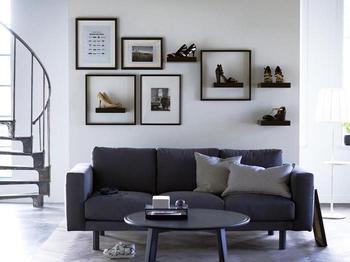 Идеи хранения обуви в интерьере